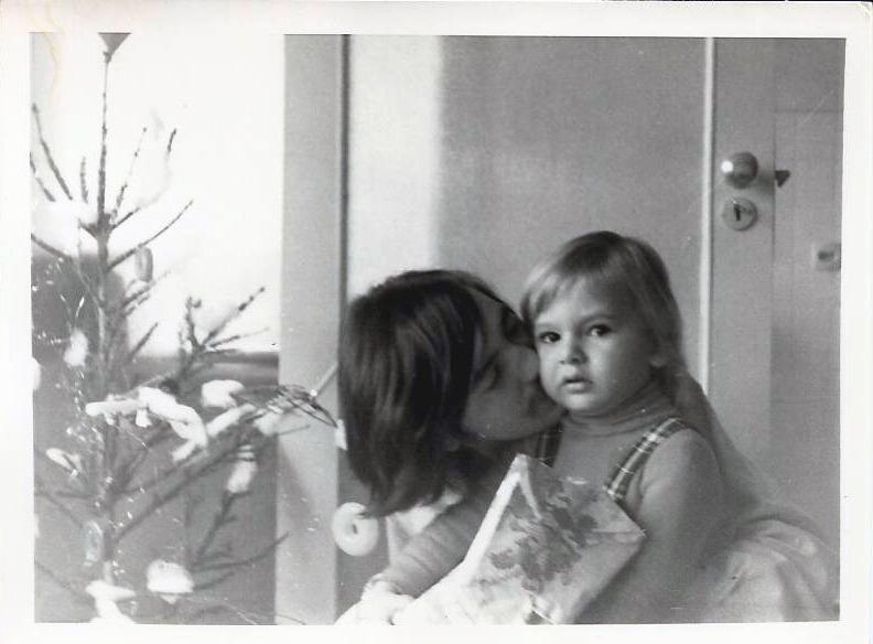 Moj tata i ja 1972.